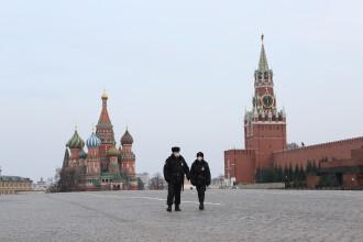 """Rusia vrea să atingă imunitatea de grup la toamnă: """"Vaccinarea are acum importanţă capitală"""""""