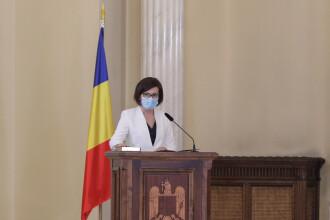Ioana Mihăilă, noul ministru al Sănătății, a depus jurământul. Iohannis: Mă bucur că în coaliție s-a găsit un modus vivendi