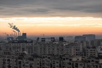De ce este Bucurestiul unul din cele mai poluate orase din Romania? Explicatiile comisarului general al Garzii de Mediu