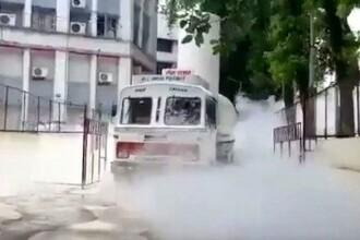 22 de pacienți dintr-un spital indian au murit, după ce au rămas fără oxigen în ventilatoare
