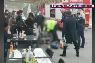Un jandarm a fost arestat preventiv în cazul morții bărbatului din Pitești