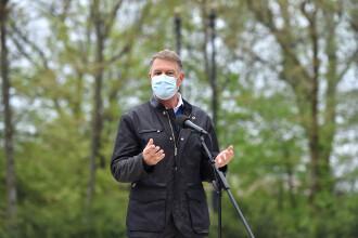 Klaus Iohannis: Fără vaccinare nu putem ieşi din pandemie. Gradual se vor ridica măsurile