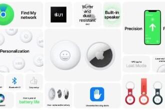 iLikeIT. Apple lansează AirTags, dispozitivele cu care îți găsești lucrurile personale pierdute