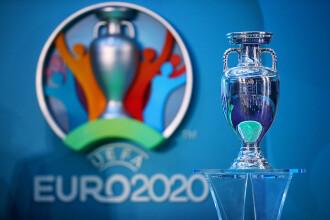 Trofeul EURO 2020 ajunge la Bucureşti. Cine îl va primi
