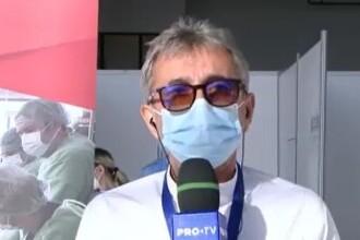 """""""Maratonul vaccinării"""": Peste 1.200 de oameni imunizați. Săndesc: """"Au venit din Austria și Franța"""""""