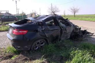 Șoferul care a provocat accidentul din Prahova în care și-a omorât doi prieteni era beat și nu avea permis