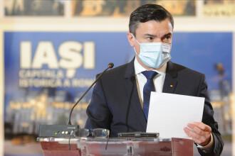 Surse: Primarul municipiului Iaşi, Mihai Chirica, a fost pus sub acuzare de DIICOT