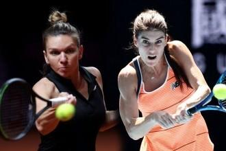 Simona Halep și Sorana Cîrstea și-au aflat adversarele din primul tur al turneului Madrid Open