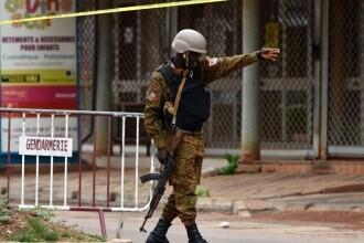 Trei jurnaliști europeni au fost uciși în Burkina Faso, după ce au fost sechestrați într-o ambuscadă