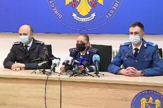 Polițiștii și jandarmii își suplimentează forțele din stradă pentru Paște