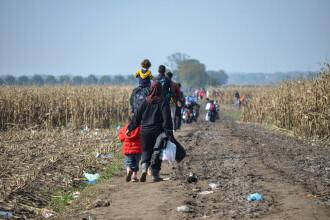 """AFP: România, """"ruta săracului"""". De ce tot mai mulți migranți trec pe la noi în drumul spre Vest"""