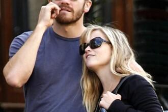 Clopote de nuntă! Reese Witherspoon se mărită cu Jake Gyllenhaal!