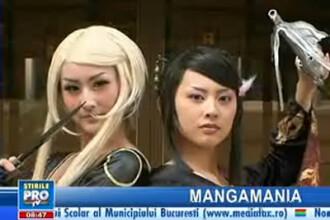 Mangamania! Sute de tineri prezenţi la festivalul din Japonia