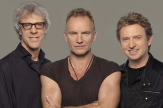Sting a încheiat turneul cu The Police