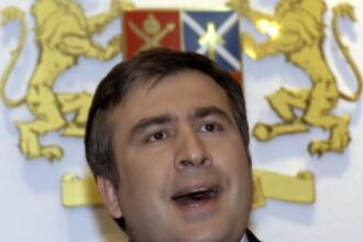 Preşedintele Saakasvili şi ministrul francez de externe, evacuaţi din Gori