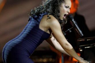 Alicia Keys, cea mai frumoasă femeie din lume?