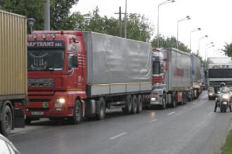 Cum se va plati taxa de tranzit a Timisoarei in 2014 si ce ruta alternativa au soferii de TIR