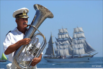 Ziua Marinei, celebrată cu mult fast