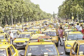 Un taximetrist a fost jefuit şi ameninţat cu moartea de doi recidivişti