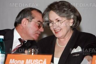 Mona Muscă apare pe listele PDL pentru alegeri, fără carnet de partid
