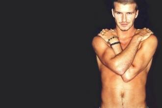 David Beckham, de la fotbal direct intr-un musical
