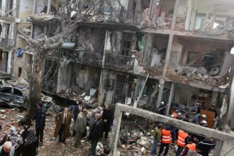 Zeci de oameni ucisi intr-un atac terorist in Algeria