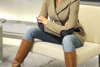 Victoria Beckham, acuzata ca ia pastile pentru slabit