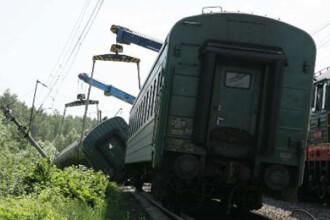 Impact nimicitor. Un tren a intrat intr-un camion, in Germania
