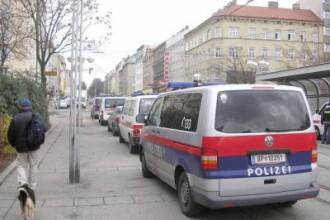 Prostituata romanca incendiata in plina strada de un proxenet, in Viena