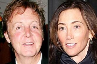 Paul McCartney are ganduri de insuratoare. Din nou!