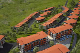 Cluj-Napoca, singurul oras din tara in care preturile apartamentelor au scazut