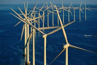 Cel mai mare parc eolian marin din lume, inaugurat in sud-estul Angliei