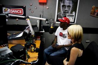 Faithless, in studioul ProFM DANCE!