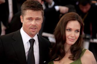 Brad Pitt o trimite pe Angelina Jolie la terapie