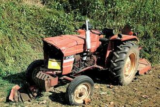Bihor: Un tanar a murit strivit de tractor