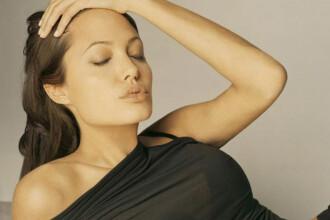 Angelina Jolie, scoasa din minti de copii