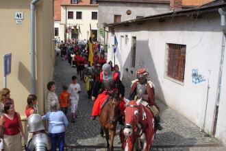 Istoria reinvie la Sibiu!