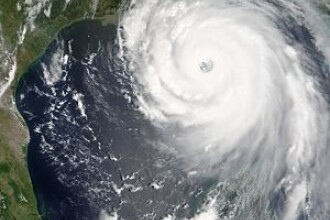 Uraganul Rick a facut ravagii in statiunile mexicane!