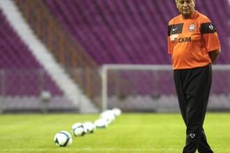 Mircea Lucescu: Brazilia si Argentina sunt favorite la CM