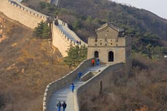 China mai puncteaza odata: e a treia mare destinatie turistica din lume