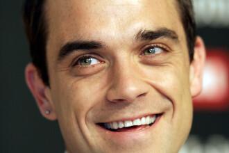 Robbie Williams s-a logodit!