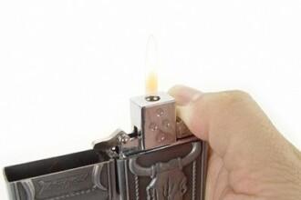 Dependenta de gaz butan! Inhaleaza echivalentul a 12 brichete pe zi