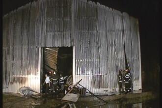 Incendiu la studiourile MediaPro din Buftea!