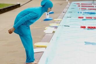 I s-a interzis sa mearga la piscina in costum de baie islamic!