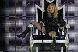 Masuri de securitate draconice la concertul Madonnei!