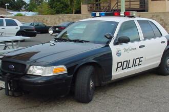 A fugit de politie si a dat nas in nas... cu alt echipaj de patrulare!