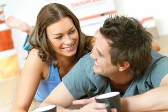Oamenii fericiti in cuplu sunt mai relaxati la serviciu!