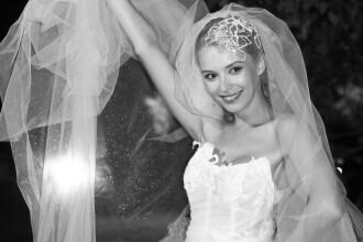 Nunta ca-n povesti! Vezi VIDEO de la petrecerea Dianei Dumitrescu!