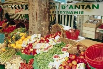 Renunta la meseriile lor pentru comertul cu produse bio. E mai profitabil