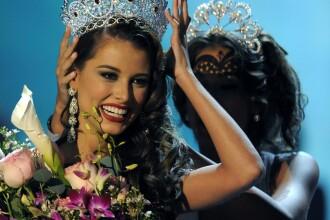 Stefania Fernandez, noua Miss Univers! VEZI GALERIE FOTO